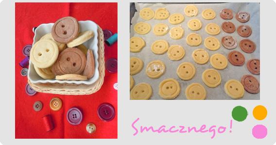 guziczkowe ciasteczka